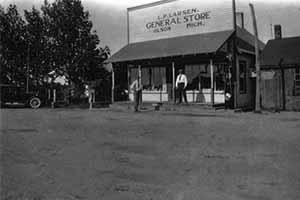 The Olson Store