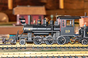 Model Trains Display Day